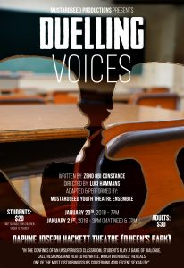 Duelling Voices_flyer
