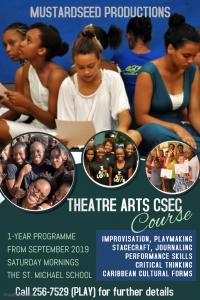 CSEC Course Flyer 2019