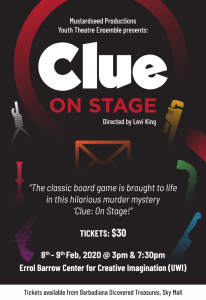 Clue on Stage 5-01